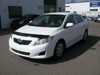 2010 TOYOTA COROLLA CE ONE OWNER ACCIDENT FREE VERY CLEAN!!$9299