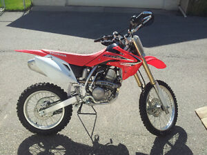2013 Honda crf 150R Dirt Bike