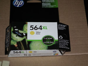 564  INK  CARTRIGES  FOR  HP  PRINTERS   7  FRESH  .