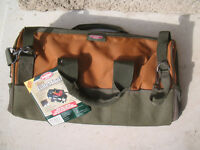 "Never used 18"" Buckleboss gatemouth Pro Series tool box tote"