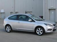 Ford Focus 1.6i ( 100ps ) Automatic 2009 Zetec NOW SOLD