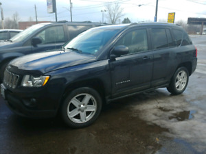 2011 Jeep Compass 4x4 Saftied and E tested