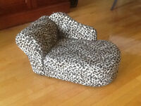 Small dog bed - Chaise lounge
