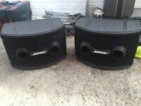 Bose 802 speakers