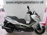 KAWASAKI J300 ABS SC300 AEF 300cc, 14 REG 4172 MILES, AUTOMATIC SPORTS SCOOTER..