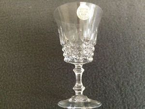 Collectible Antique Crystal Glasses, Bud Vases & Covered Dish London Ontario image 6