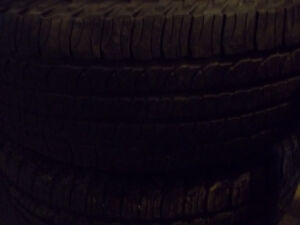 1 pneu ETE 225/70R16 Goodyear Integrity
