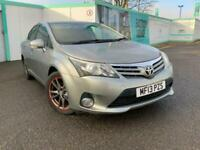 Toyota Avensis 2.0D-4D 2013 TR SUPERB CONDITION CALL 07400908644