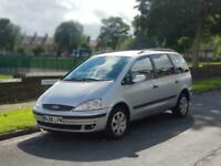 2006 Ford Galaxy 1.9TDi 150bhp 7 Seater Automatic 135k WARRANTED top spec