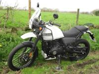 ROYAL ENFIELD HIMALAYAN, IN STOCK AT KJM