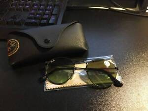 6c10419189f Ray-ban Authentic Sunglasses Customized Round Metal