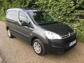 2015 65 Citroen Berlingo 1.6HDi L1 625 L1625 Enterprise Shark Grey Van