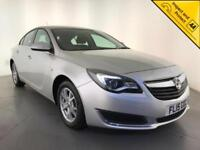 2015 VAUXHALL INSIGNIA DESIGN CDTI ECO DIESEL HATCHBACK 1 OWNER SERVICE HISTORY