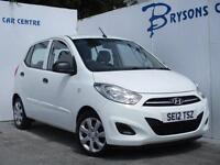 2012 12 Hyundai i10 1.2 ( 85bhp ) Classic for sale in AYRSHIRE