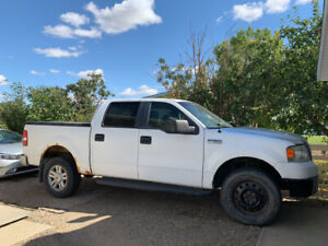 2007 White Ford F150 For Sale