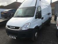 Iveco Daily 65c17 lwb van extra high roof 2010 10 179000 miles