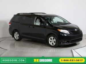 2011 Toyota Sienna V6 7 PASSAGERS MAGS A/C GR ELECT CRUISE CONTR