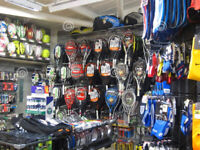 Looking for business partner, sports retailer, City South,NFL