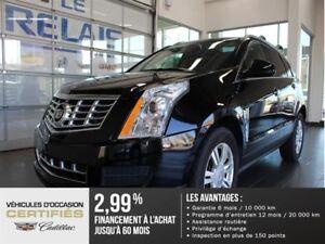 Cadillac SRX AWD - Luxury - Cuir 2014