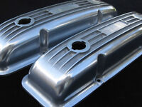 Vintage MOTION Valve Covers for SBC