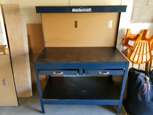 Workbench in very good condition