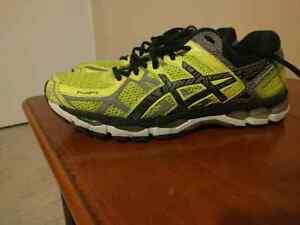 Brand new asics FluidFit running shoes worn twice $100