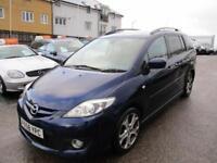 2008 Mazda Mazda5 MPV 2.0 146 Sport 6Spd Petrol blue Manual