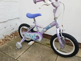 Kids Bike with Stabilizes