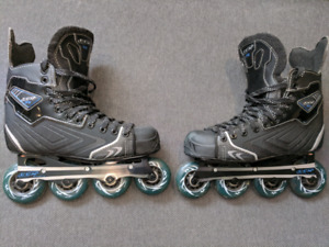 Roller Hockey CCM patins roues alignées roulettes