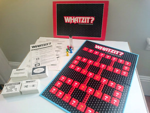 Whatzit?  - Vintage Board Game