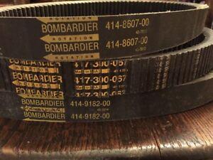 COURROIES BOMBARDIER