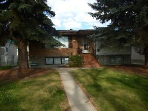 Highlands 2 BDRMS BSMT suite of duplex-1 block off ravine-June 1