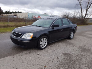 2006 Ford Five Hundred NO ACCIDENTS / SAFETY / E-TEST / WARRANTY London Ontario image 1