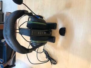 Turtle Beach XP500 Gaming Headphones (Xbox 360)