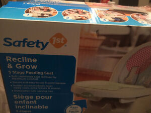 Safety 1st High Chair, Recline & Grow