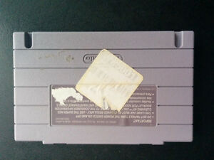 Mario Paint for Super Nintendo Kitchener / Waterloo Kitchener Area image 2