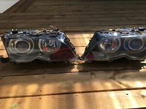 325 BMW headlights