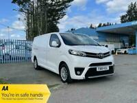 2018 Toyota Proace !!!! NO ADMIN FEES !!!! LONG WHEEL BASE AIR CONDITIONIG BLUET