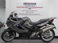 65 REG BMW F800 GT 1 PRIVATE OWNER LOW MILES IMMACULATE RARE COLOUR
