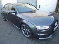 Audi A4 2.0TDI ( 177ps ) S Tronic 2014MY quattro Black Edition