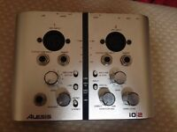 Alesis io2 sound card
