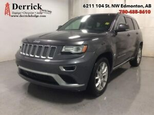2015 Jeep Grand Cherokee   Used 4WD Summit Platinum Grp Air Susp