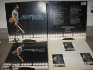 Bruce Springsteen-Live 1975-1985 3 Cassette Box Set