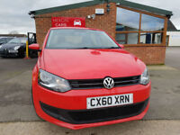 2010 Volkswagen Polo 1.2 ( 70ps ) SE MANUAL PETROL FULL SERVICE HISTORY