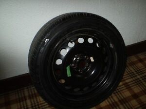 "1 - GOODYEAR EAGLE RSA  P-205-55-16 On 16"" VW Jetta Rim"