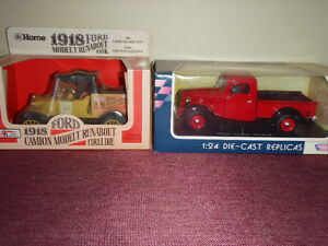 1:24 scale Vehicles
