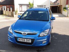 Hyundai i30 FSH MOT January 17