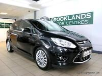 Ford Grand C-Max 1.6 TDCI TITANIUM 115PS [8X SERVICES, 30 ROAD TAX and DAB RADIO