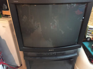 Sony 32 inch TV with Matching Stand