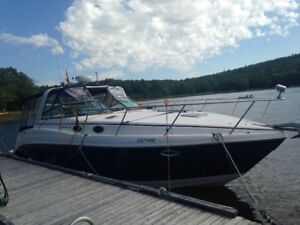 2004 RINKER 342 EXPRESS CRUISER w/ Twin 320hp Merc 6.2 MPI